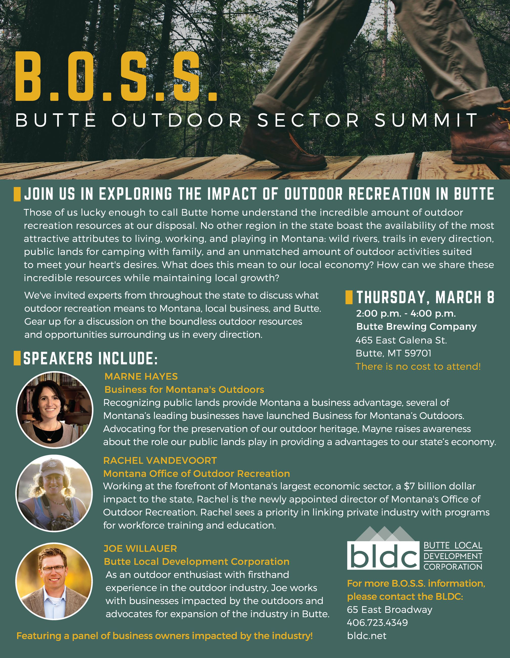 BOSS Summit