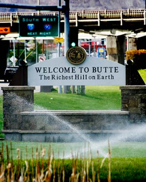 You can now pay Butte water bills online! (Photo courtesy of Alycia Holland)