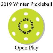 Pickleball Open Play News Flash