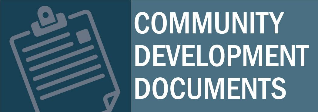 Community Development Documents