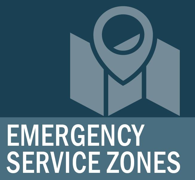 Emergency Service Zones