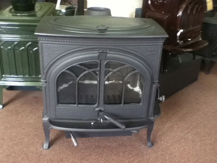 wood stove - New Stove